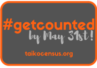 #getcounted